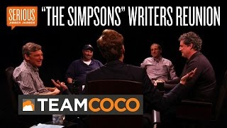 The Simpsons: Writers Reunion with Conan O'Brien