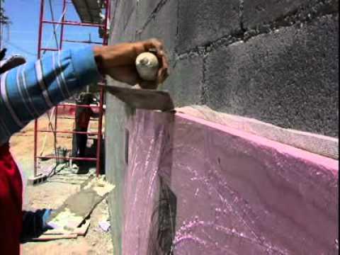 Aislamiento termico paredes exteriores