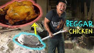 BEST Nasi Lemak & BEGGAR Chicken Cooked in MUD!