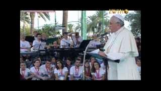 Звернення Папи до молоді