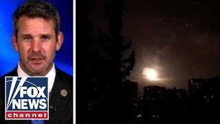 Kinzinger: Syria strike sends strong message to Russia, Iran