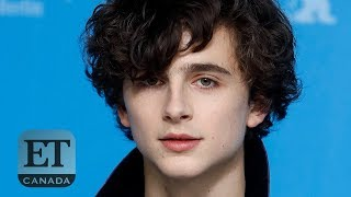 5 Things You Need To Know About Timothée Chalamet