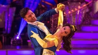 Georgia May Foote & Giovanni Pernice Foxtrot To 'beauty & The Beast' - Strictly Come