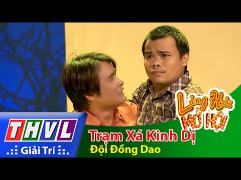 THVL   Làng hài mở hội - Tập 20: Trạm xá kinh dị - Đội Đồng Dao