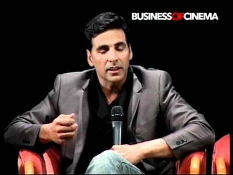 Candid interview with Akshay Kumar on how he got a break in Bollywood
