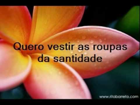 Playback- Aline Barros- Santidade
