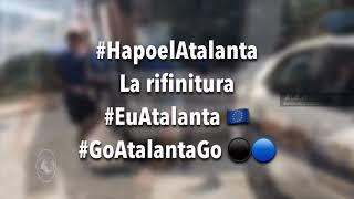 Q3 Preliminari UEL Hapoel Haifa-Atalanta, la rifinitura