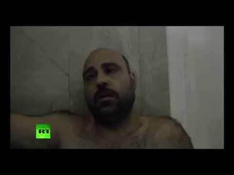 В сети появилось видео последствий химатаки боевиков в сирийском Алеппо
