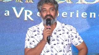 The World of Baahubali Launch Press Meet