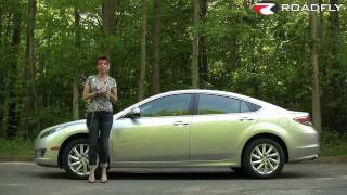 Roadfly.com Mazda 6 Test Drive & Review