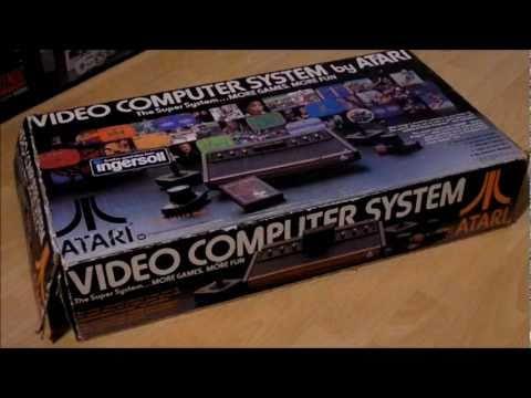 How Do You Hook Up Atari 2600