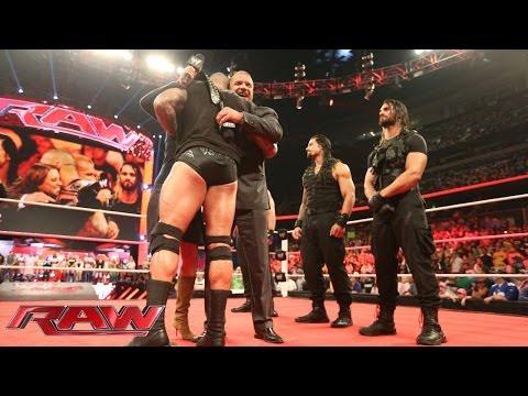 Randy Orton Championship Celebration: Raw, Oct. 28, 2013