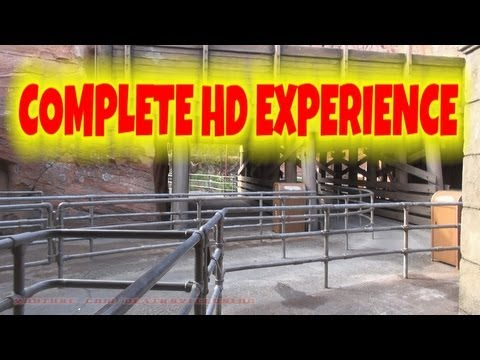 Radiator Springs Racers On-ride (Complete HD Experience) California Adventure