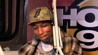 Pharrell Speaks On His Relationship, New Music From Jay-Z, Busta Rhymes, Beyonce & More