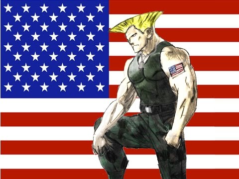 Street Fighter: Guile's Theme History