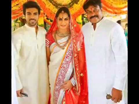 Ramcharan Teja Wedding