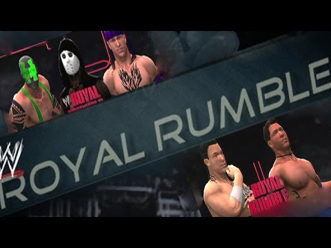 YWE Royal Rumble 2014 Highlights