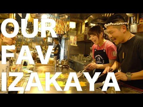 Our Favorite Izakaya