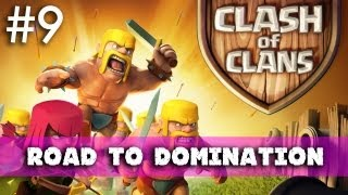 Clash Of Clans Road To Domination: Goblin Rush Tactics