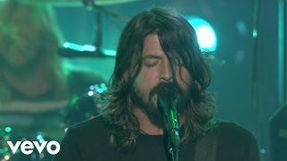 Foo Fighters Long Road To Ruin (Live Sets At Yahoo