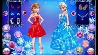 Juego Disney Frozen Girls Dress Up