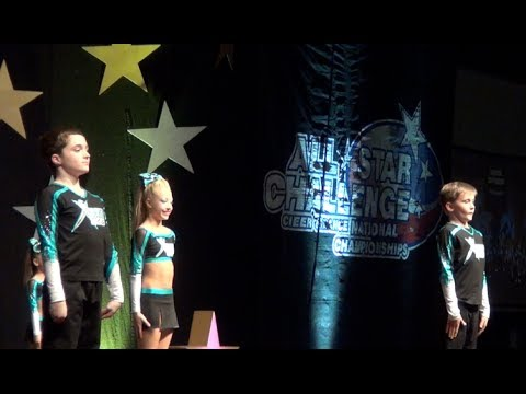 Hình ảnh trong video Cheer Extreme Youth Elite Butterflies Atlanta