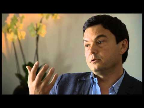 Jeremy Paxman interviews economist Thomas Piketty - Newsnight