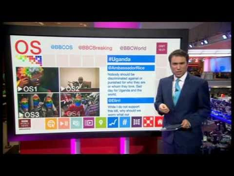 BBC Outside Source: Uganda Anti-Gay Laws