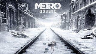 Metro Exodus - Bejelentés Trailer