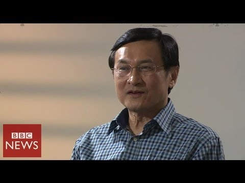 'Coup is a disaster for Thailand' says Chaturon Chaisaeng - BBC News