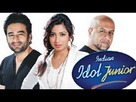 Indian Idol Juniour 16th June 2013 - BEHIND THE SCENES