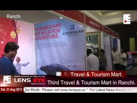 Travel & Tourism Mart in Ranchi.