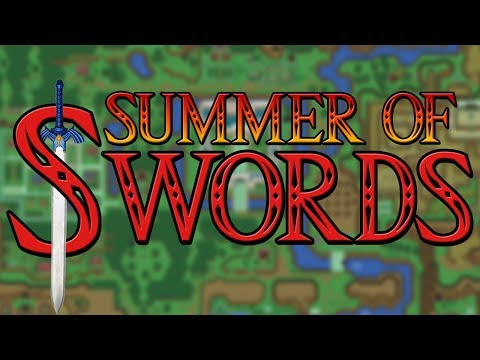 Summer of Swords! Zelda Marathon on Twitch!
