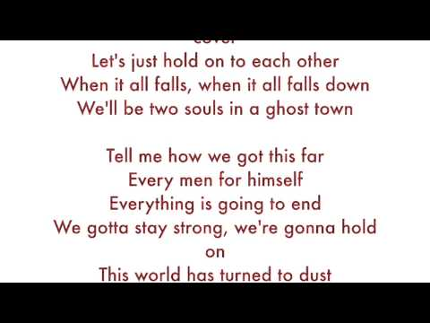 Ghosttown by Madonna [FULL LYRICS]