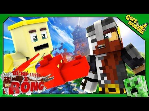 BOLLI TRỞ LẠI ??? (Minecraft Bí Kíp Luyện Rồng 4 #1)