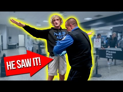 TSA SEARCH GOES WAY TOO FAR inappropriate
