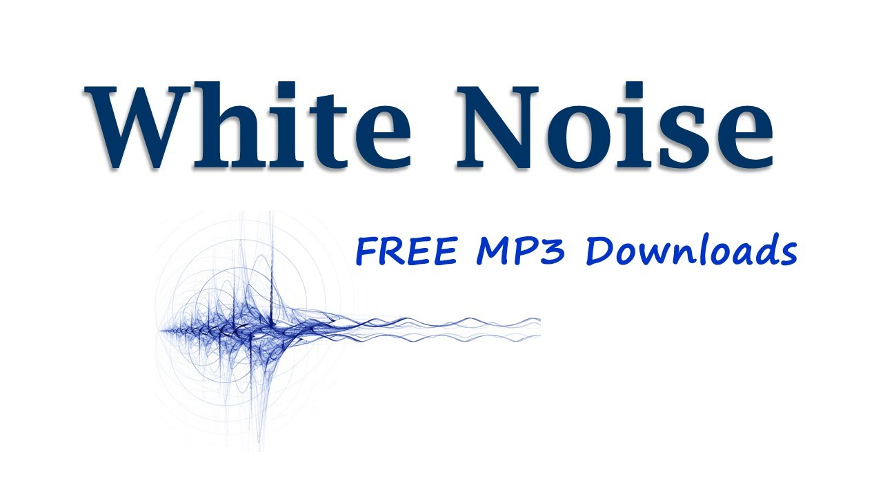 تحميل white noise mp3