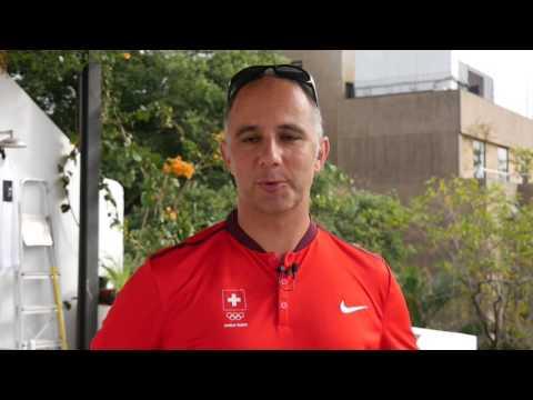 Rio 2016 - Tom Reulein, team leader