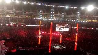 WrestleMania 31 Roman Reigns vs Brock Lesnar REACTION