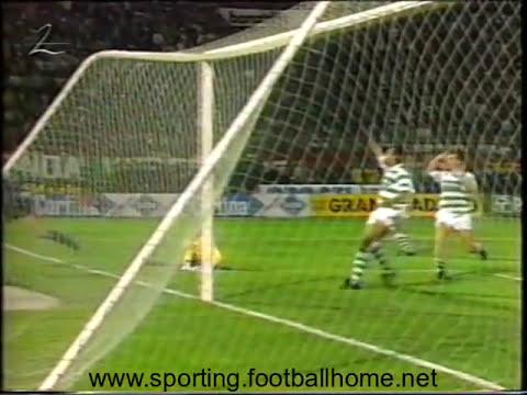 Sporting - 0 Inter Milan - 0 de 1990/1991