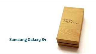 MOVISTAR Samsung Galaxy S4 Unboxing
