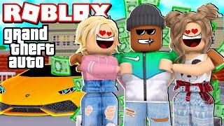 LIFE OF A ROBLOX GANGSTER! (Roblox GTA 5 Tycoon)