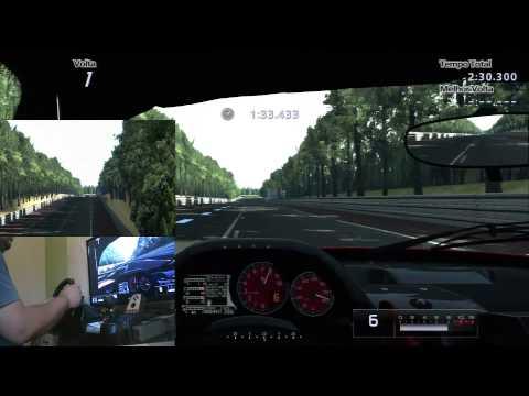 Reaquecendo o Volante com uma Enzo Ferrari