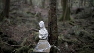 SUICIDE Forest Aokigahara HAUNTED Japan Ghosts Real
