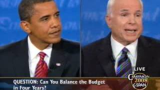 C-SPAN: Third 2008 Presidential Debate (Full Video)