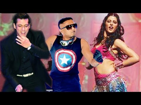 KICK - Nargis Fakhri's ITEM Song ft. Salman Khan & Yo Yo Honey Singh | Salman Khan Kick |