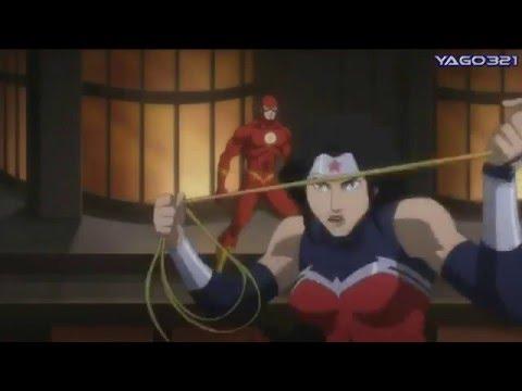 Mulher Maravilha vs Darkseid [Amv] - Carnivore - Starset