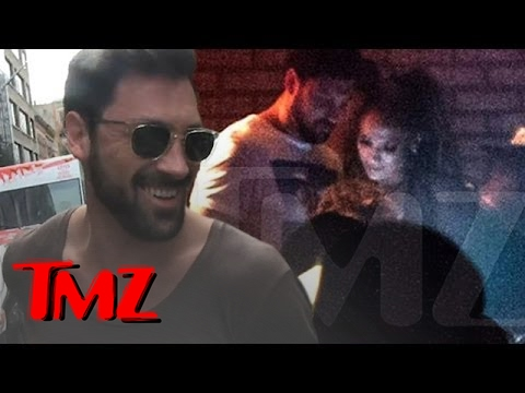 Maksim Chmerkovskiy is totally dodging questions about he and JLo.