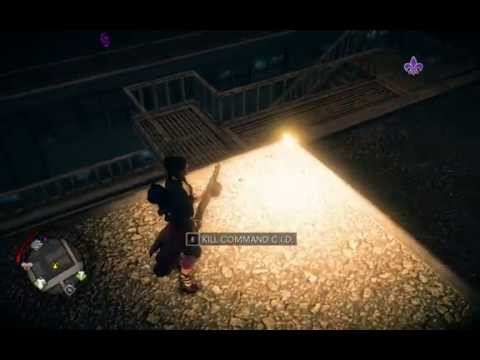 Saints Row IV - CID Bug