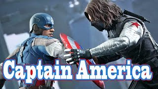 Lego Marvel Super Heroes Captain America Vs Winter Soldier